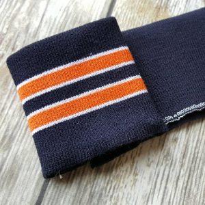 Collars and Cuffs Set (Stripe)